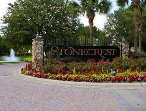 Living in the Stonecrest Community is Good for your Health!