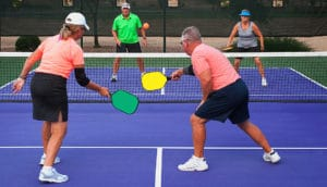 pickleball for Seniors in On Top of the World