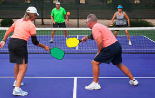 On Top of the World Pickleball