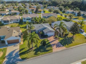 Active Adult Lifestyle Spacious Lawns at OTOW