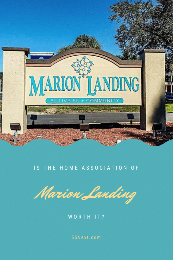 Is the Home Association of Marion Landing Worth It?