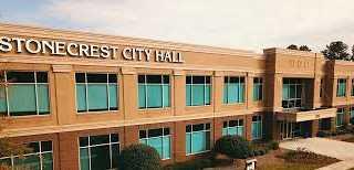 Stonecrest city hall building