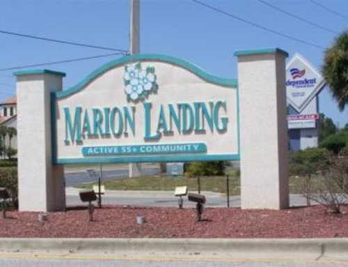 6 Reasons Why Marion Landing is a Great 55+ Community to Live In
