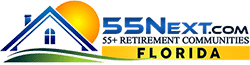 Best Affordable 55+ Communities in Florida | 55Next Real Estate Logo