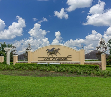 JB Ranch 55+ communities in Florida homes for sale