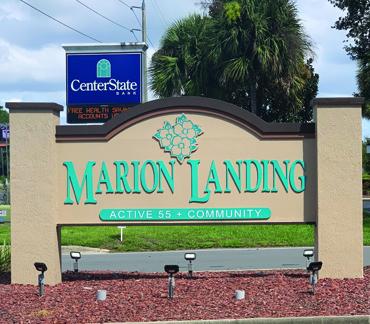 Marion Landing 55+ Florida Community