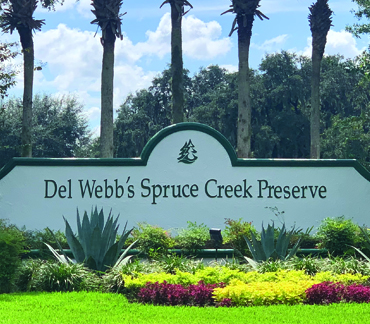 Spruce Creek Preserve 55+ Florida Community