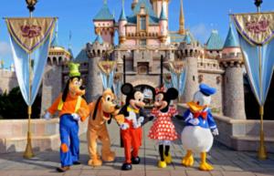 Disney crew