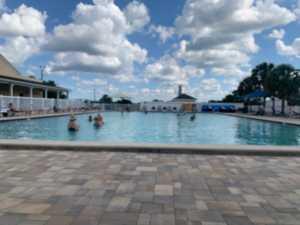 Florida swimming pool