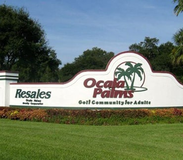 Ocala Palms 55+ communities in Florida homes for sale