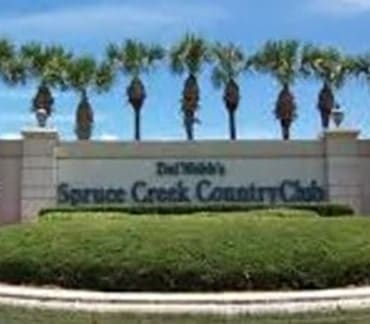 Spruce Creek 55+ communities in Florida homes for sale