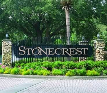 Stonecrest 55+ communities in Florida homes for sale